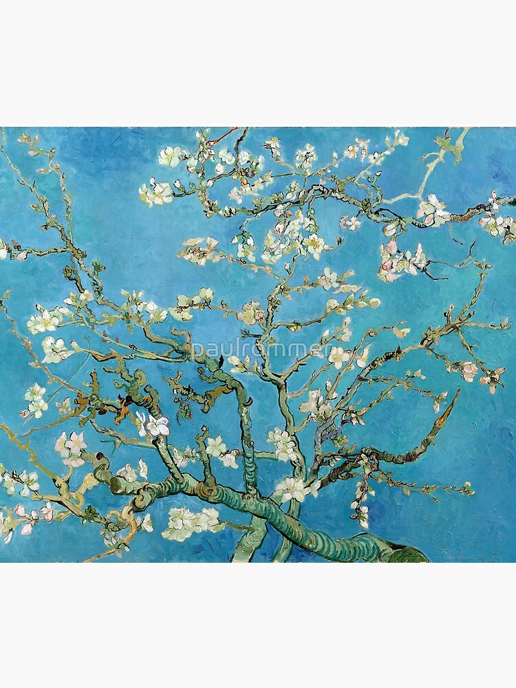 1890-Vincent van Gogh-Almond blossom-73.5x92 by paulrommer