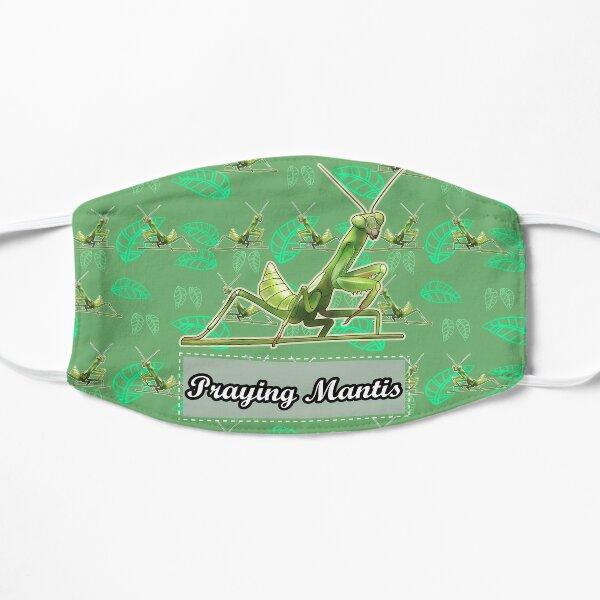 PRAYING MANTIS Flat Mask