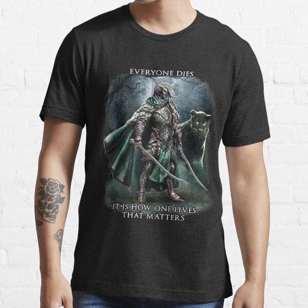 Drizzt Do'Urden Drow Fighter Essential T-Shirt