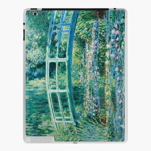 1899-Claude Monet-Water Lilies and Japanese Bridge iPad Skin