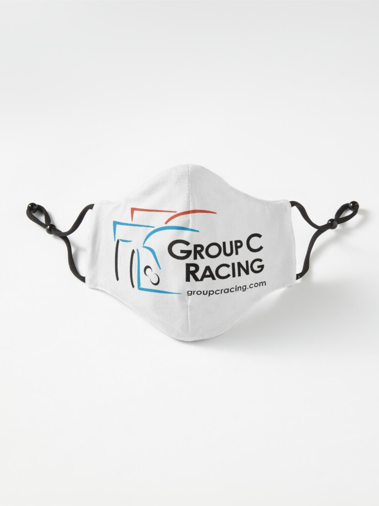 Alternate view of Group C Racing Mask