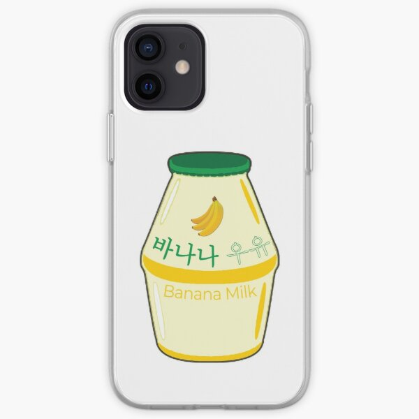Banana | Milk | Yogurt | Yakult  iPhone Soft Case
