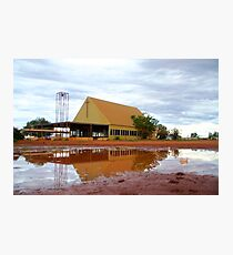 Missionary Zeal Photographic Print