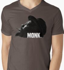 Thelonious Monk Men's V-Neck T-Shirt