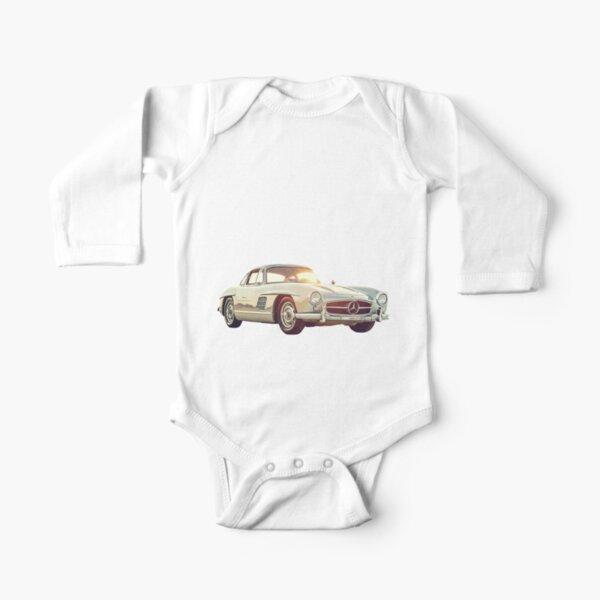 MEJOR VENTA - Mercedes Benz Body de manga larga para bebé
