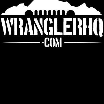 WranglerHQ Logo Shirt by WranglerHQ
