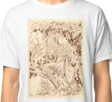 Forest harp Classic T-Shirt