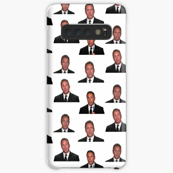 Chris Cuomo Is Not Impressed Samsung Galaxy Snap Case