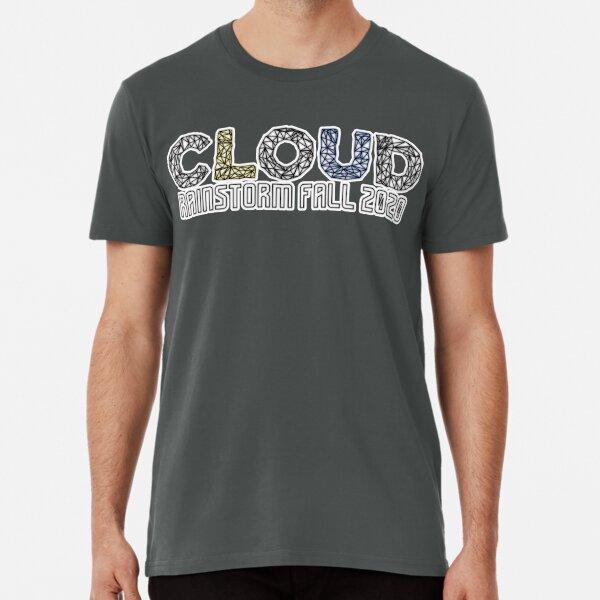 Rainstorm Fall 2020 - Learning Unlimited Cloud Premium T-Shirt