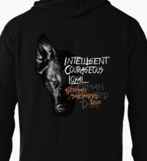 German Shepherd Dog Lightweight Hoodie