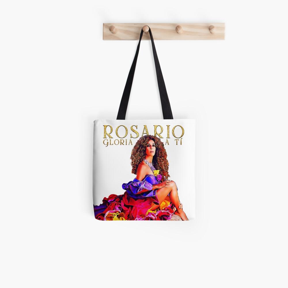 Rosario Flores Gloria a Tí Bolsa de tela
