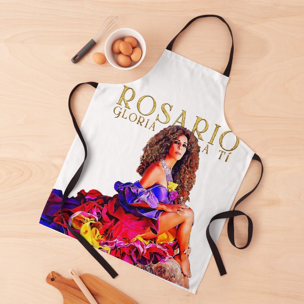 Rosario Flores Gloria a Tí Delantal