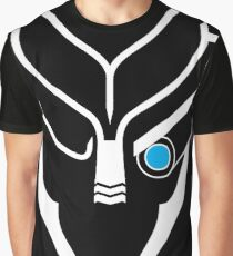 Mass Effect - Garrus (White) Graphic T-Shirt