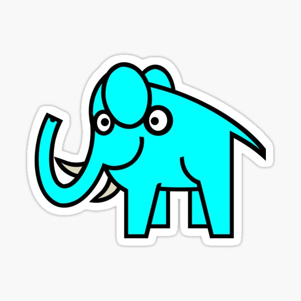 Artworksy Elephant Sticker