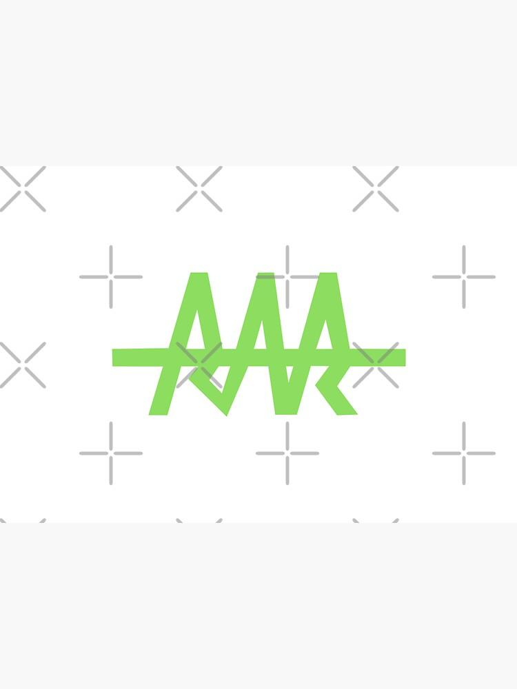 Neon Green Team Rar Lifeline by StinkPad