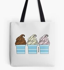 Scream for Ice Cream Tote Bag