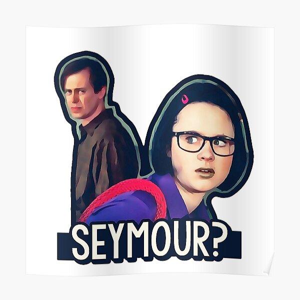 Ghost World Seymour  Poster