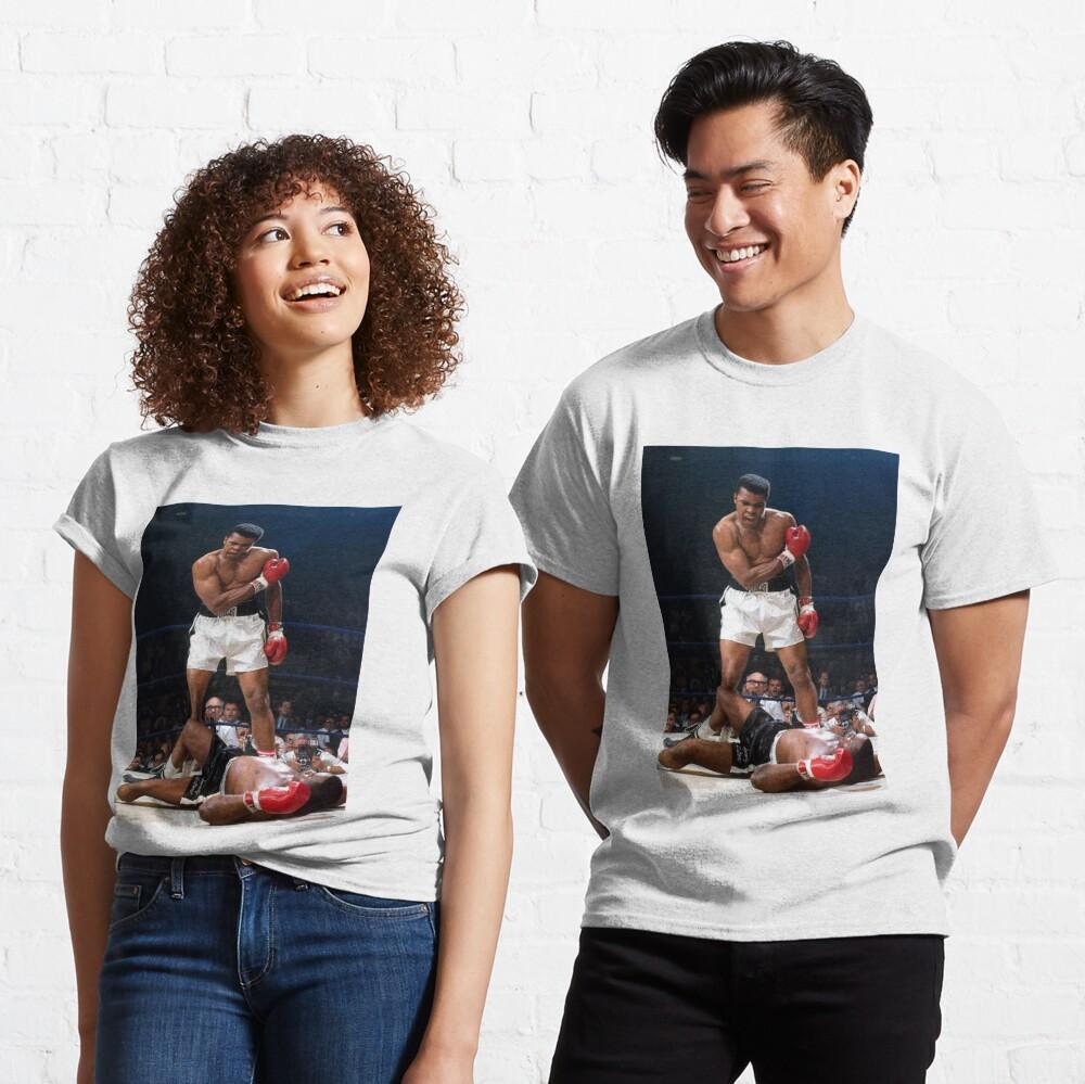 """""""MUHAMMAD ALI - CASSIUS TON"""" T-Shirt von n82camisetas ..."""