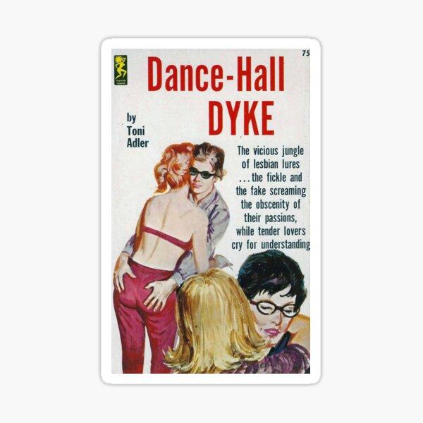 Salle de danse Sticker