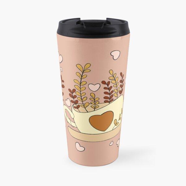 Mugs on Mugs Travel Mug