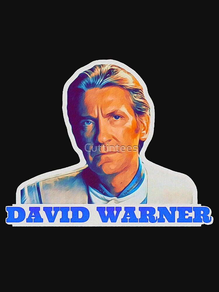 David Warner, Awesome Character Actor by Cuttintees