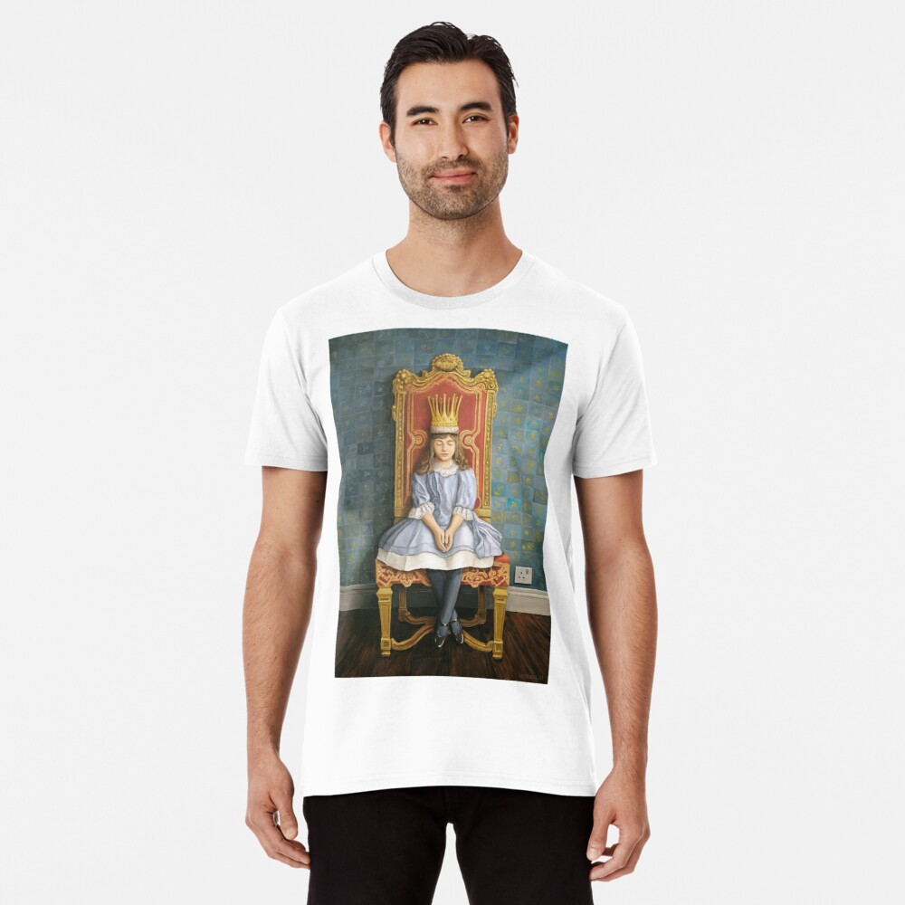 A Peaceful Reign Premium T-Shirt