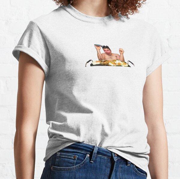 Nikocado Avocado Crying Meme Sticker Sticker Classic T-Shirt