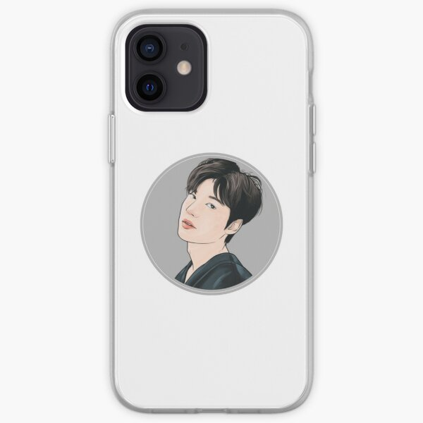 Lee min ho sketch <3 iPhone Soft Case