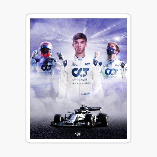 PIERRE GASLY F1 2020 Sticker
