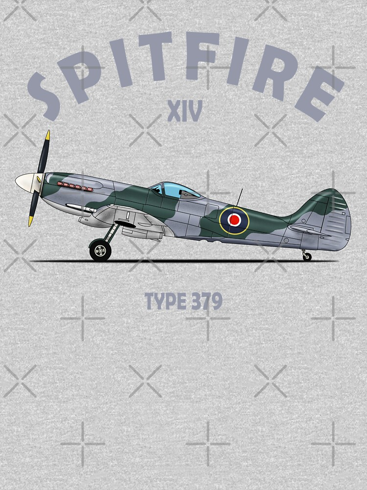 The Spitfire XIV by rogue-design