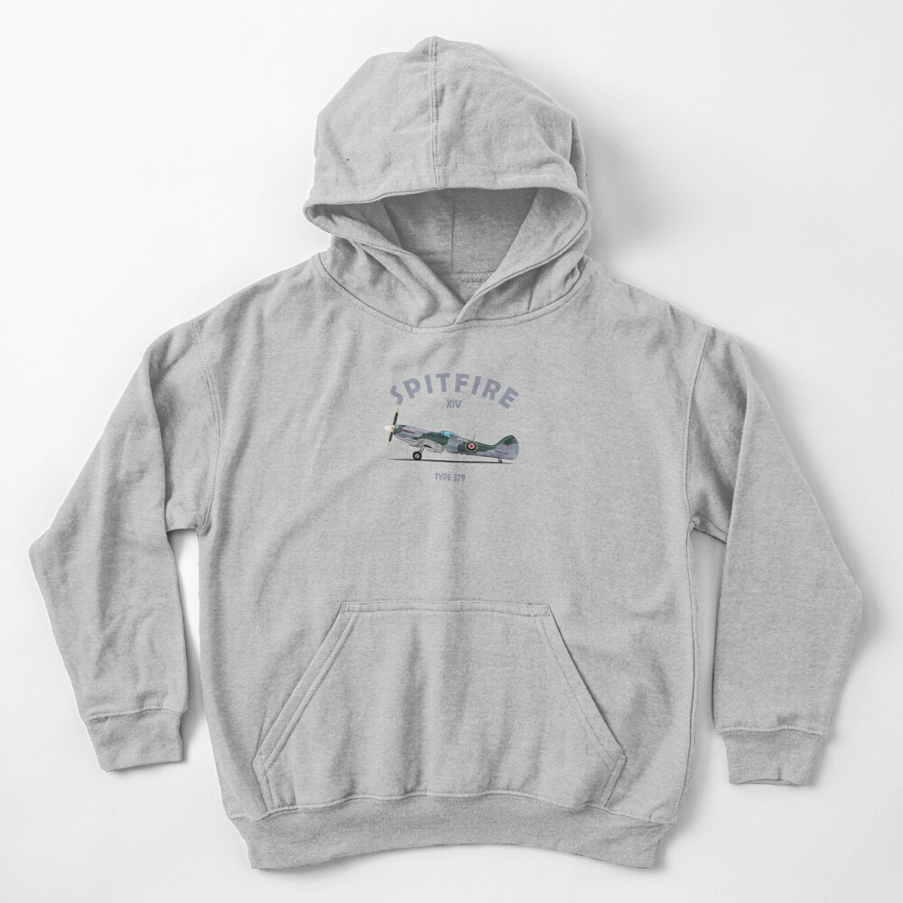 The Spitfire XIV Kids Pullover Hoodie