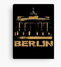 Brandenburg Gate, Brandenburger Tor Canvas Print