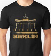 Brandenburg Gate, Brandenburger Tor T-Shirt