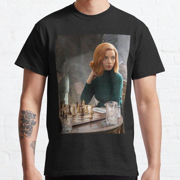 The Queen's Gambit anya taylor Classic T-Shirt