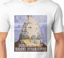 In The Darkest Times - Iroh Quote Unisex T-Shirt