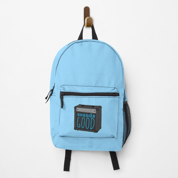 Sounds good Backpack