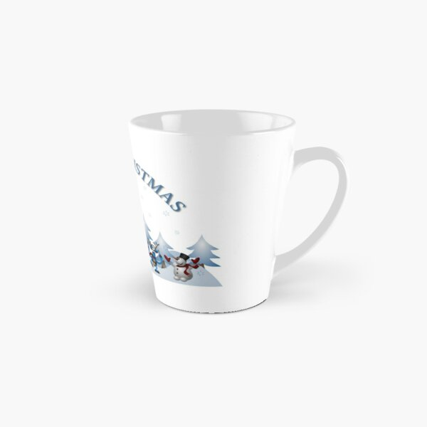 Merry Christmas  Tall Mug