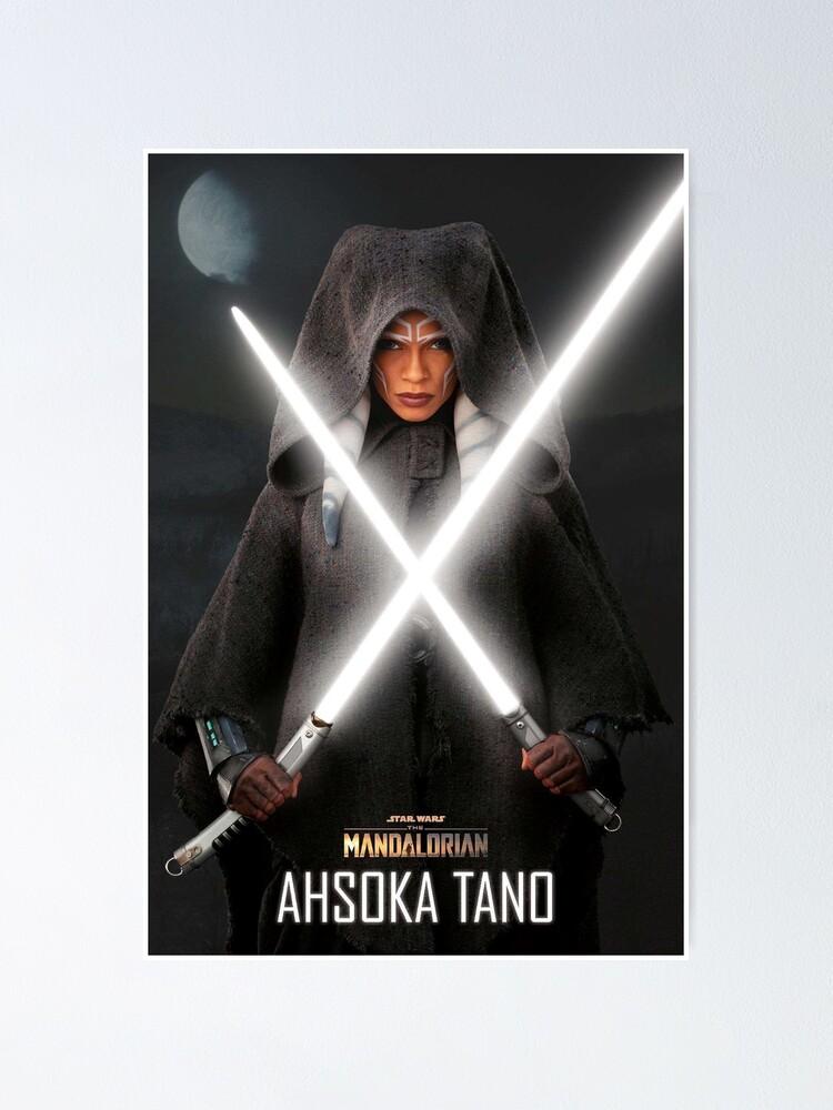 Alternate view of Ahsoka Star Poster