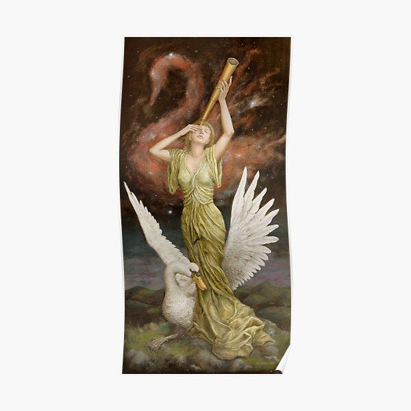 The Swan Nebula Poster