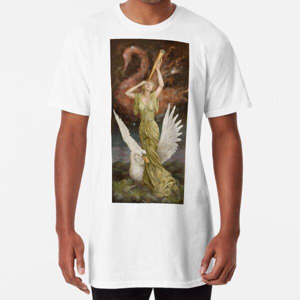 The Swan Nebula Long T-Shirt