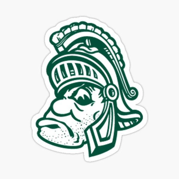 Michigan State Alternate Spartan Sticker