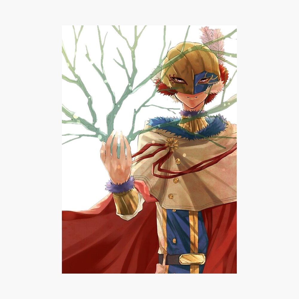 William Vangeance Poster By Ricon Otaku Redbubble Certainly bearing the lives of the whole kingdom on your shoulder is not easy and it takes. redbubble