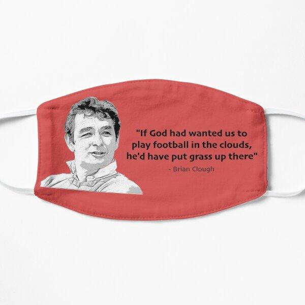 Brian Clough Football Clouds Mask