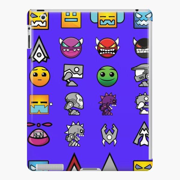 geometry dash insaine iPad Snap Case
