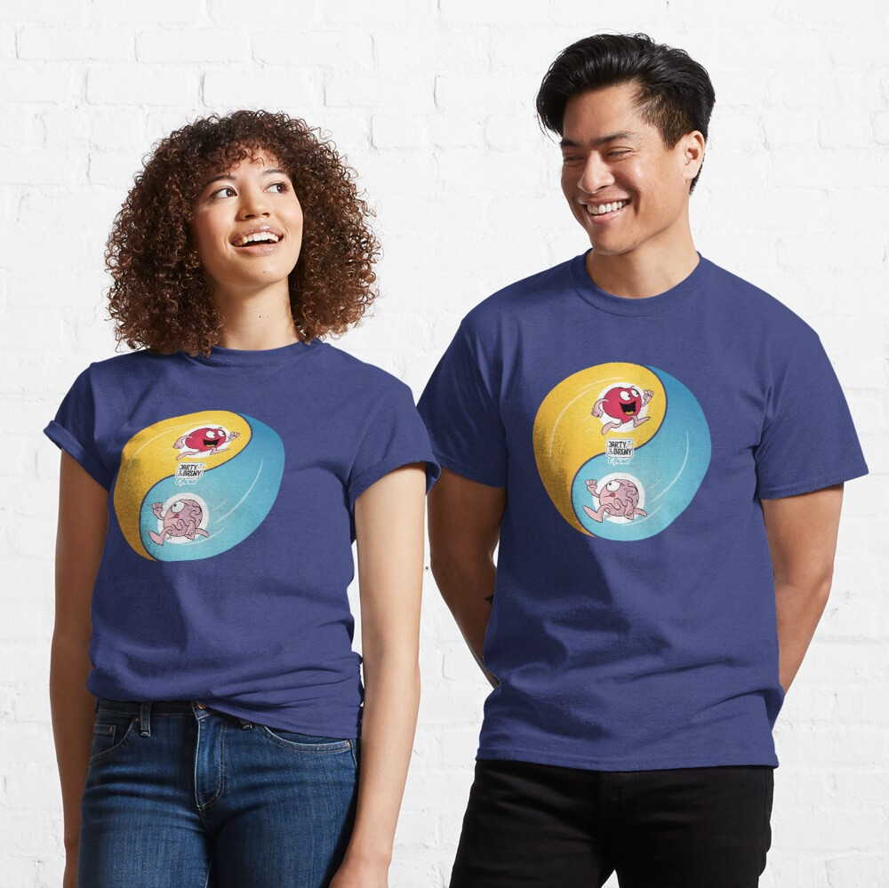 J&B - YINYANG Camiseta clásica