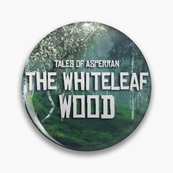 Whiteleaf Wood Pin
