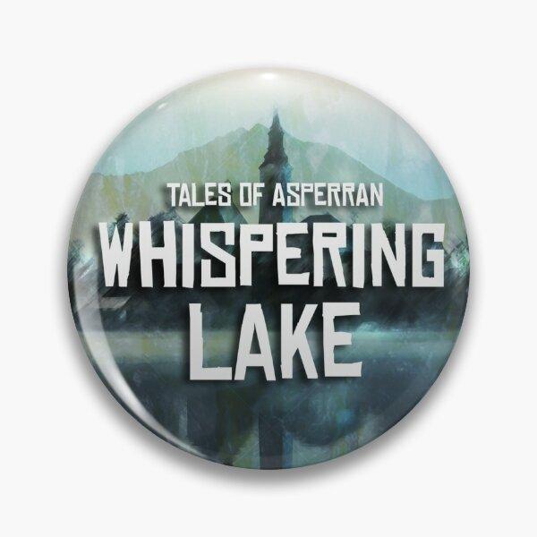 Whispering Lake Pin