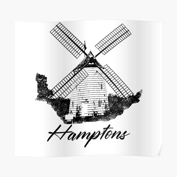 Hamptons, Long Island, New York, NYC, The Hamptons,  Poster
