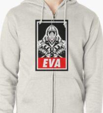 Evangelion Zipped Hoodie
