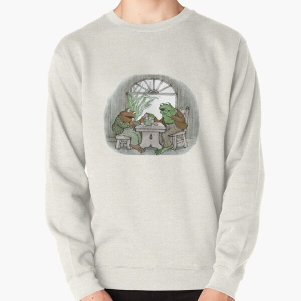 Frog and Toad Pullover Sweatshirt
